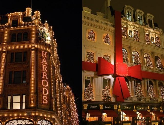 Harrods och Cartier