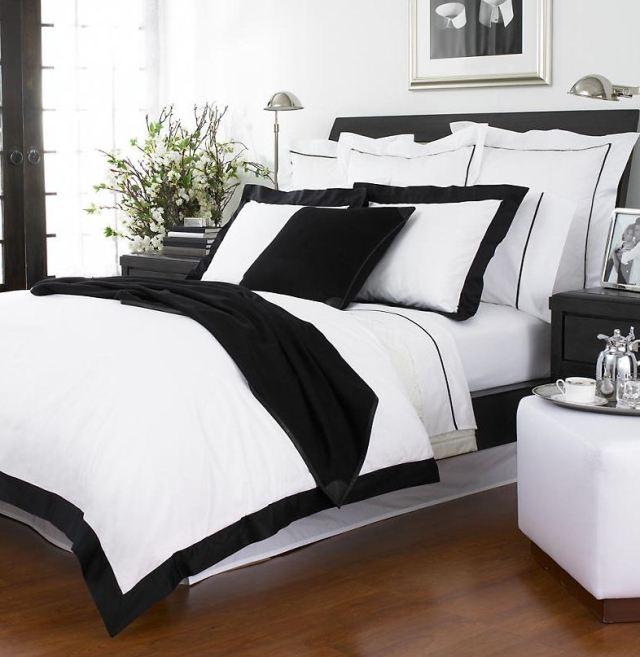 svart vitt
