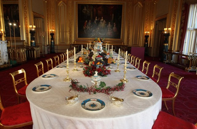 Windsor Castle hosts Victorian Christmas