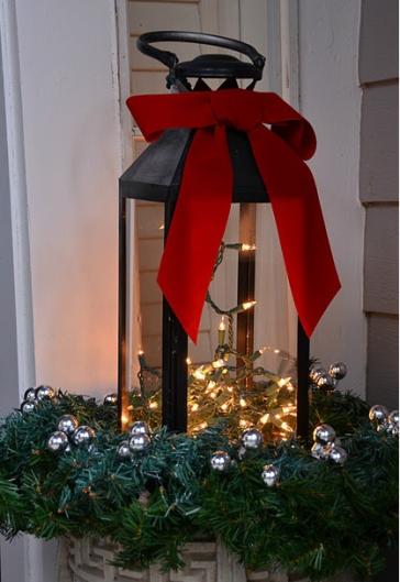 Jul lantern