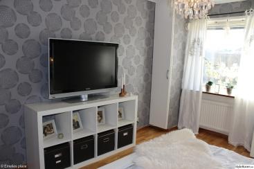 Tv i sovrum