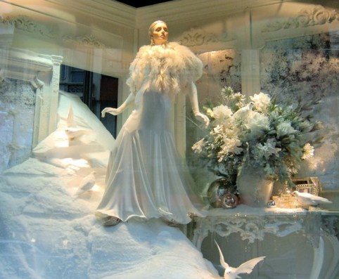 Display winterland