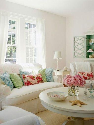 soffa med färg