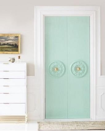 Chic doors
