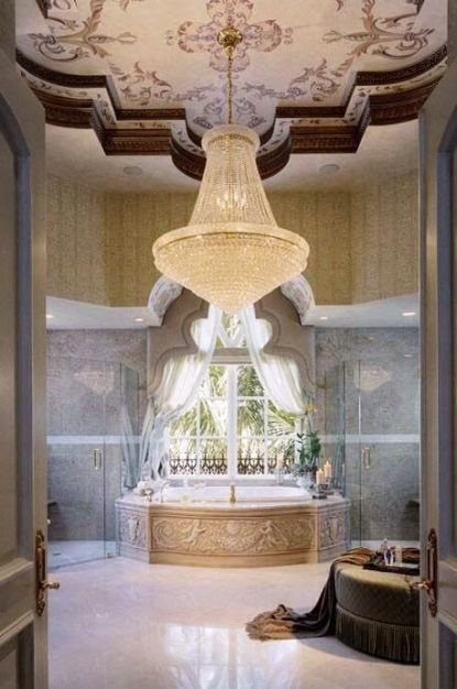bathroom for a king