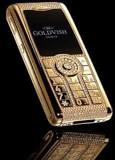 Dyraste telefonen 1,3 milj dollar